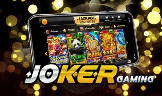 Main Joker123 Melalui PC